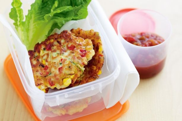With lots of kids heading back to school over the next few weeks, you might find yourself wondering what to put in their lunchboxes. Wonder no more.