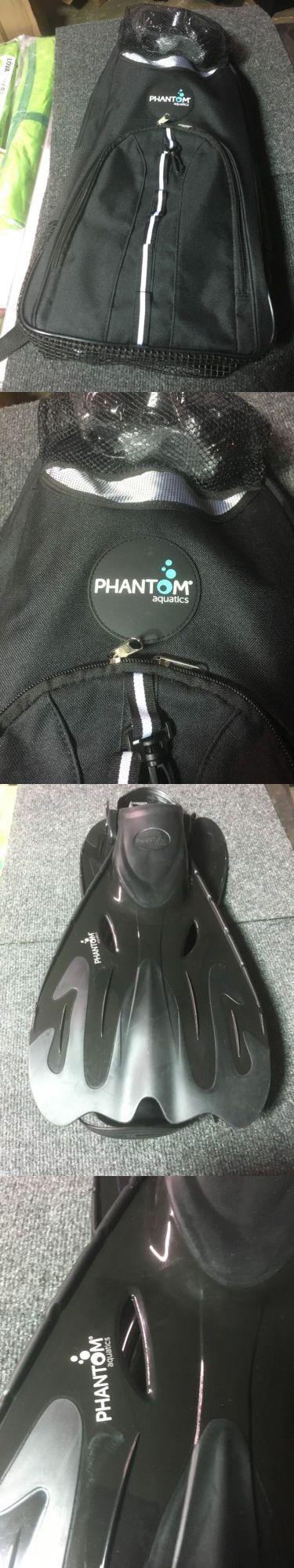 Snorkels and Sets 71162: Phantom Aquatics Legendary Mask Fin Snorkel Set With Bag, Black, Large -> BUY IT NOW ONLY: $49.99 on eBay!