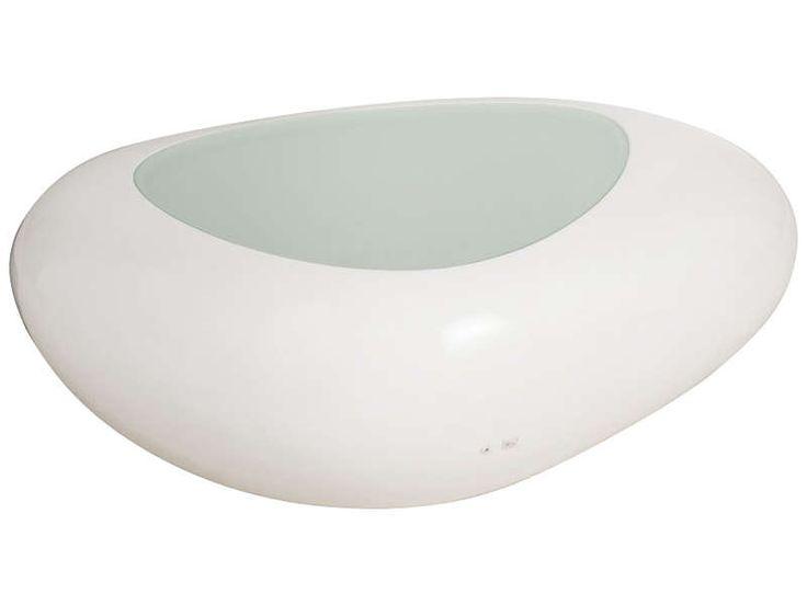 Table basse GALET - Vente de Table basse - Conforama
