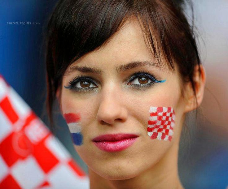 Mila Horvat, beautiful Croatian tv sports reporter