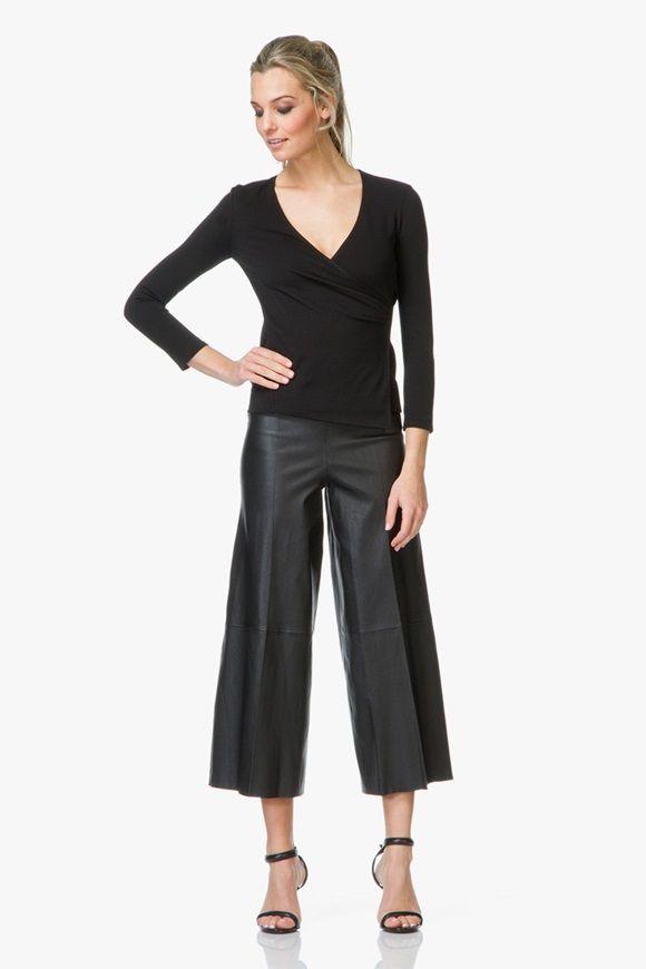 Culotte en hakken Shop the Look (pagina 8) | Perfectly Basics