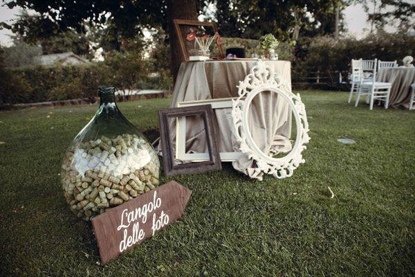 addobbi country chic matrimonio - Cerca con Google