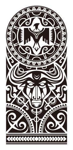 48 Coolest Polynesian Tattoo Designs tatuajes | Spanish tatuajes |tatuajes para mujeres | tatuajes para hombres | diseños de tatuajes http://amzn.to/28PQlav