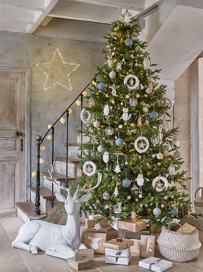 Nature collection: Ideas for decorating your table, tree and house at Christmas