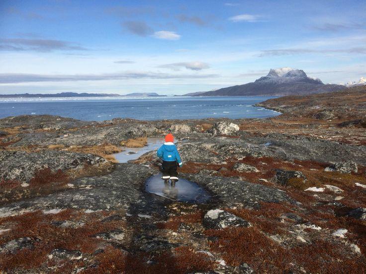 Nuuk Autumn Greenland