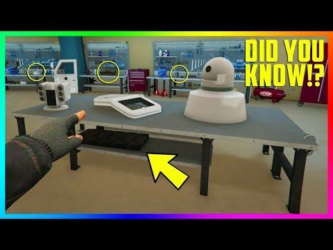 awesome GTA 5 DID YOU KNOW? - Hidden Vehicle Parts Can Be Found In GTA Online If You Do This Secret Trick!