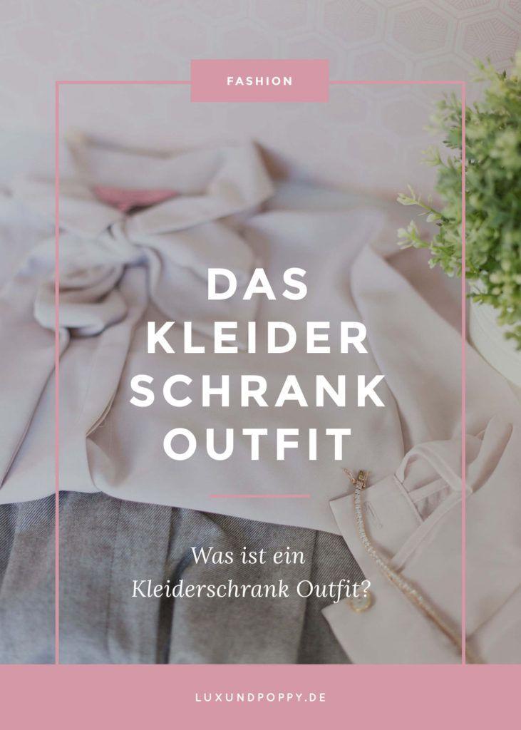Das Kleiderschrank Outfit - Auf dem Blog geht es um mein Kleiderschrank Outfit! Welches Outfit verlässt euren Kleiderschrank nie? http://www.luxundpoppy.de/lifestyle/fashion/das-kleiderschrank-outfit/
