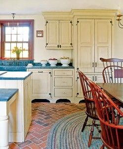 The Best Flooring Choices For Old House Kitchens