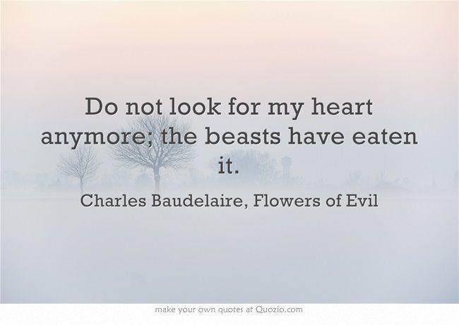 Best 25+ Baudelaire Quotes Ideas On Pinterest