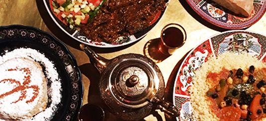 Fez Moroccan Restaurant - Philadelphia, PA
