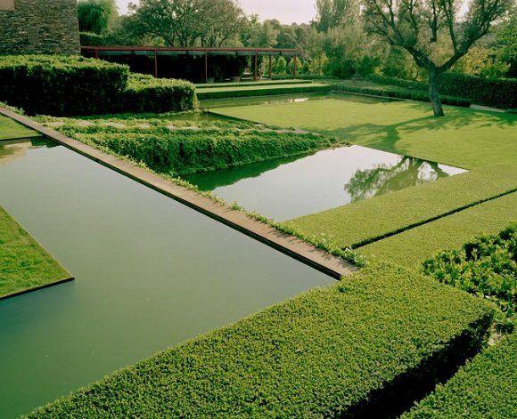 jardín domiciliado, madrid