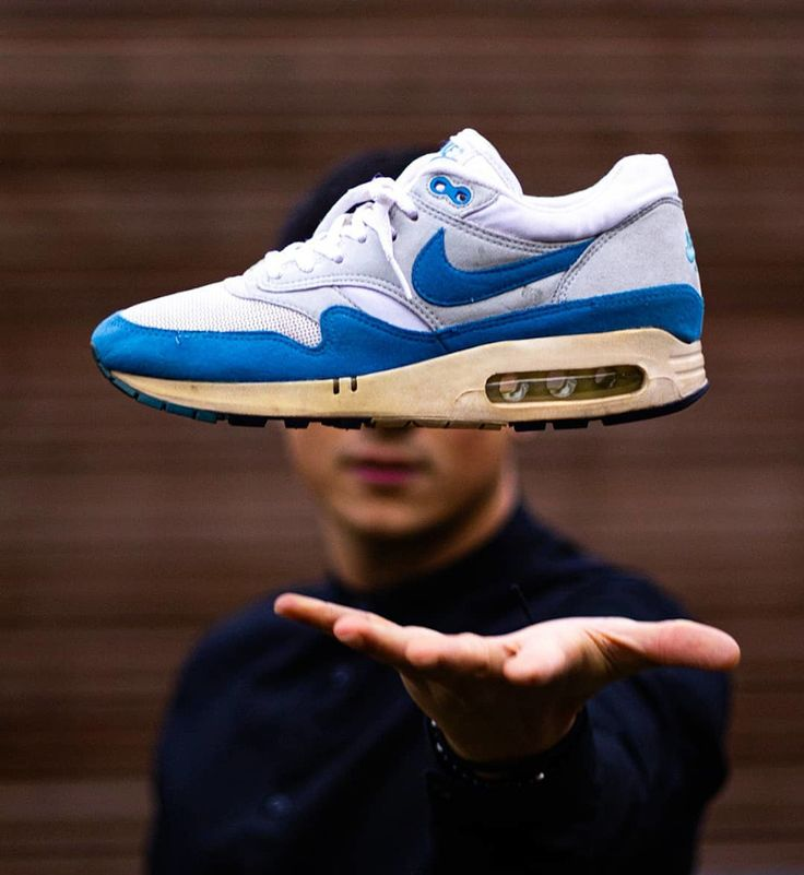 Air Max 1 OG 1986 Prototype Big Bubble   Chaussures air max, Nike ...