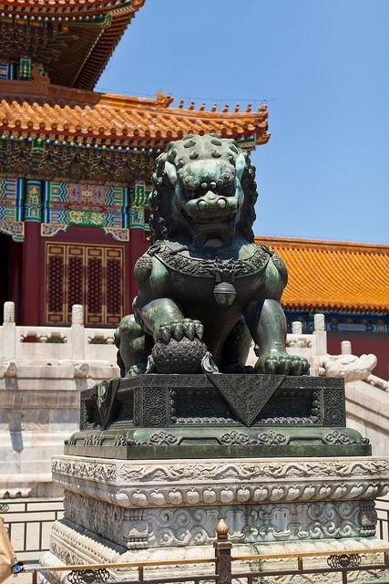 Forbidden City - Beijing, China  http://www.beijinglandscapes.com/beijing-forbidden-city-tour.html