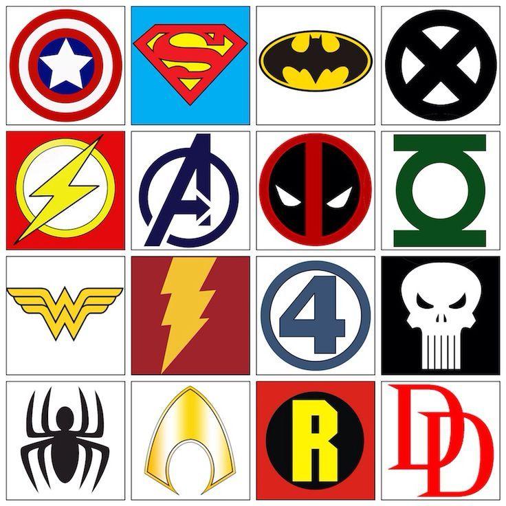 24 best images about Comic Logos on Pinterest | Superhero ...