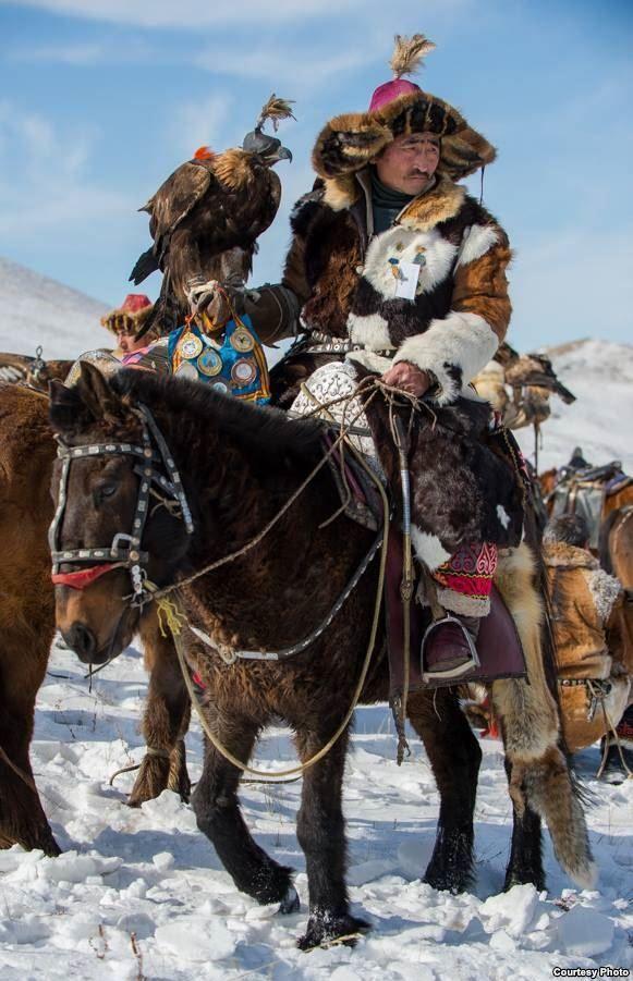 Казахи в Баян-Улгии. Часть вторая (Mongolia)