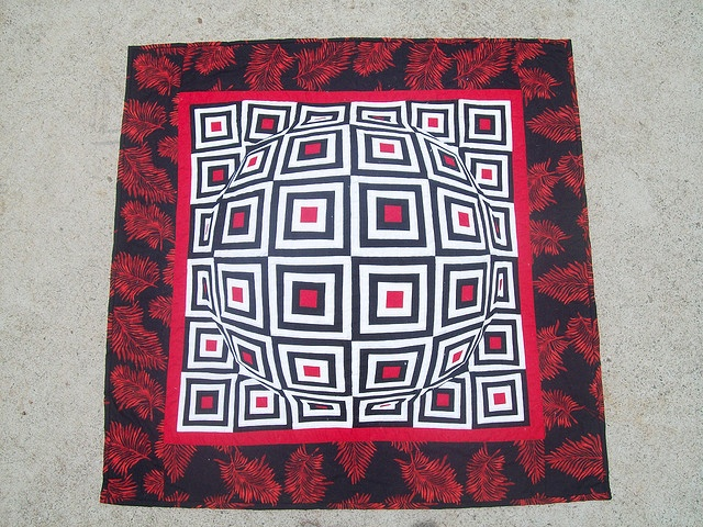 Op Art QuiltQuilt Op, White Quilt, Quilt Projects, Op Art Quilt, Quilt Design, Paper Piece, Inspiration Quilt,  Prayer Mats, Art Quilters