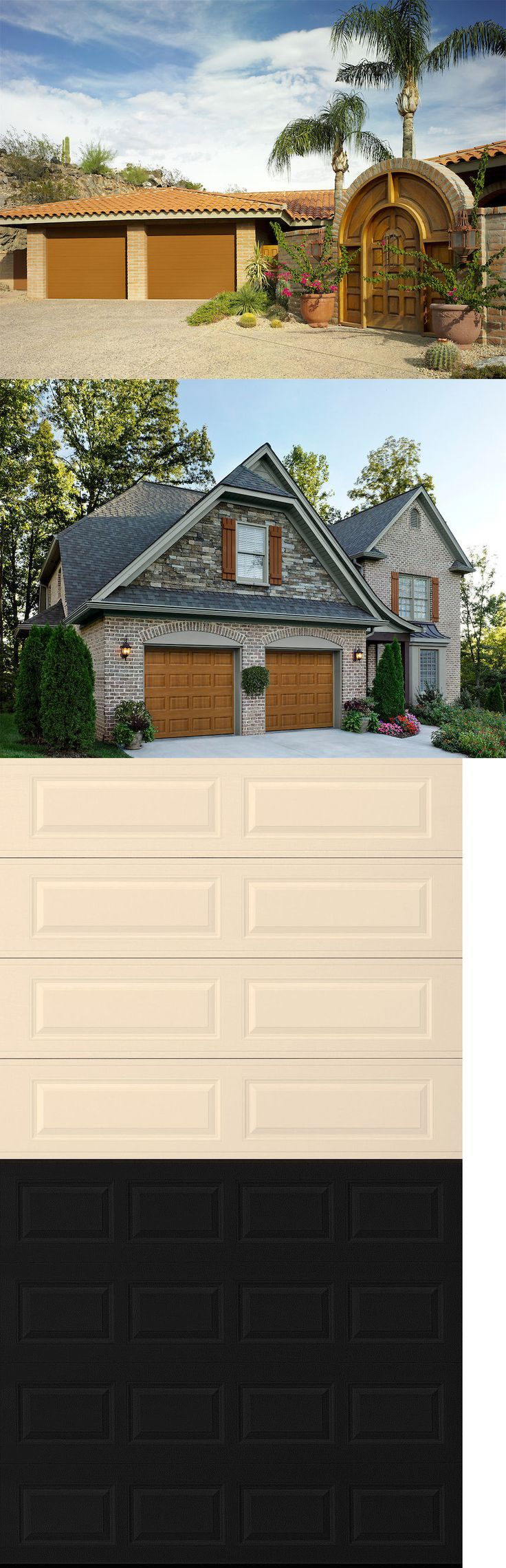 Garage doors sizes available - Garage Doors 115699 Duro Steel Amarr 1000 Series Available Sizes 8x7 To 20x14 Overhead Garage