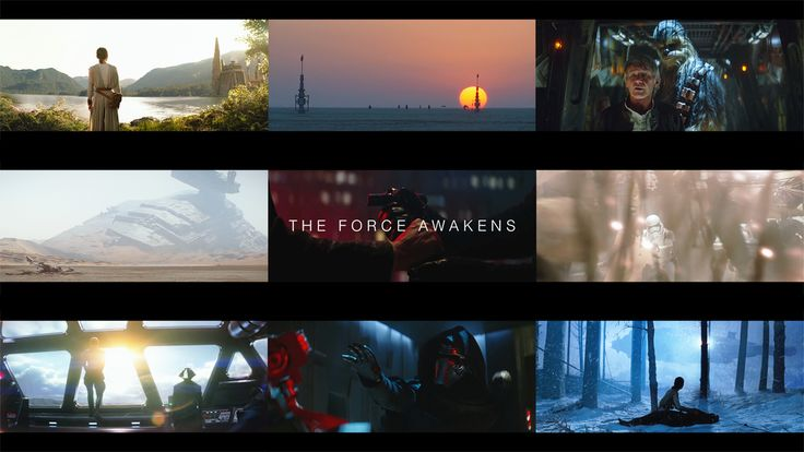 Let's hear it for The Force Awakens' Cinematography: StarWars