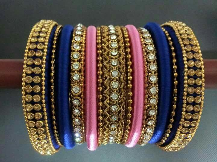A very elegant set of bangles