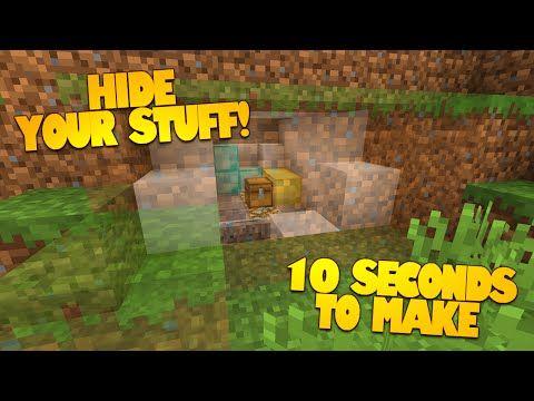 Minecraft Redstone | TNT Secret Death Traps | 3 Redstone Traps (Minecraft Redstone Creations) - YouTube
