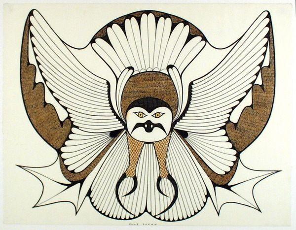 Bird Figure, Eliyakota Samualie,