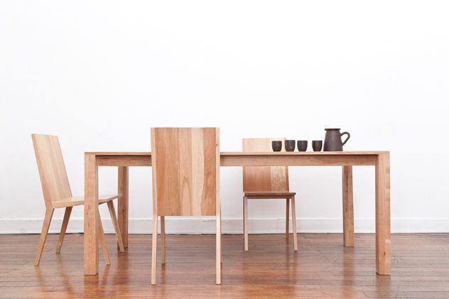 bravo! - Mobiliario & Proyectos- mesa comedor lenga