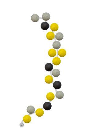52 best jaune et gris images on pinterest yellow gray. Black Bedroom Furniture Sets. Home Design Ideas