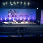 Happy Birthday Zakir Hussain with @Jmclaughlintour V. Selvaganesh & U Srinivas  @RememberShakti @ Kharghar #Mumbai: http://twitpic.com/8twznb