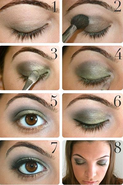 prom makeup tutorials for girls with brown, blue, green, OR hazel eyes — disney princess i ...