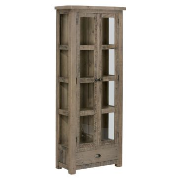 with this tall and lean display cupboard you donu0027t have to reserve a large