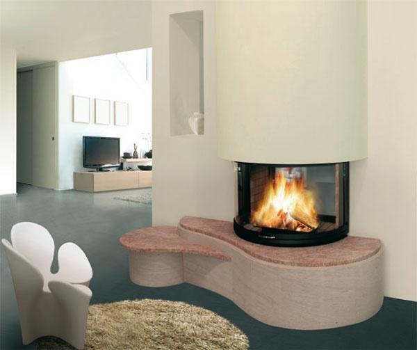 Foyer Sonacotra Salon De Provence : Meilleures images à propos de cheminées modernes sur
