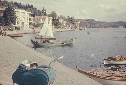 Bebek, İstanbul 1953
