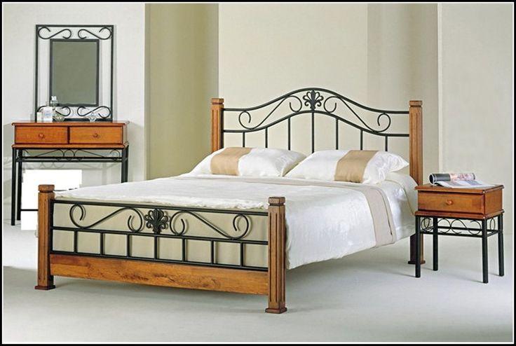 wrought iron bedroom sets - Hada Googlom | CABECERAS Y ...