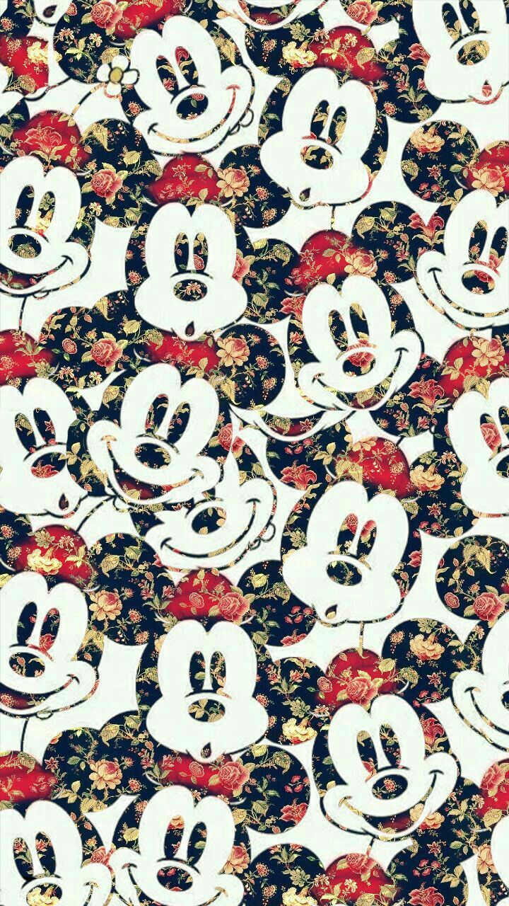 best 25+ mickey mouse wallpaper ideas on pinterest | fond d'écran