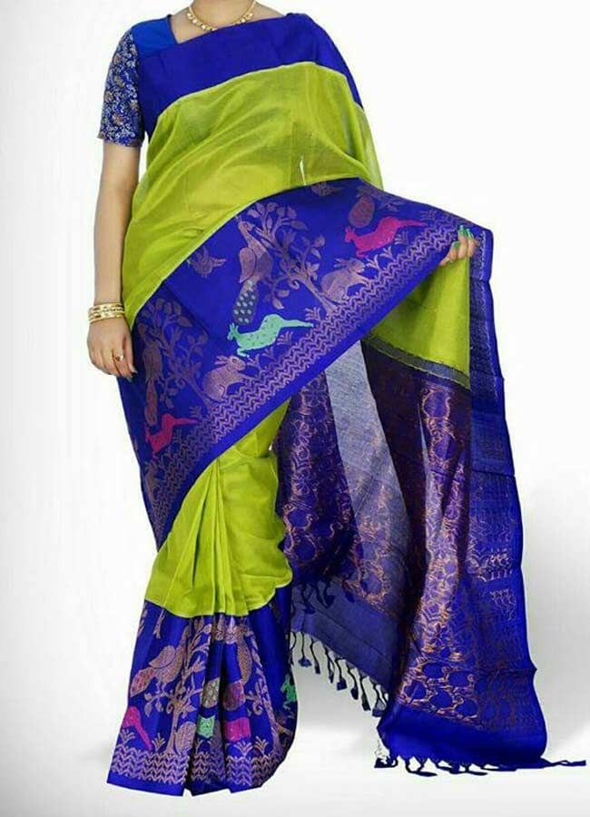 c9ab0c7cd3 Kuppadam Pattu & Silk Sarees Online Sale From Weavers.Retaile Price  Available On Wholesale Price.Shipping In India Free.Cod available.