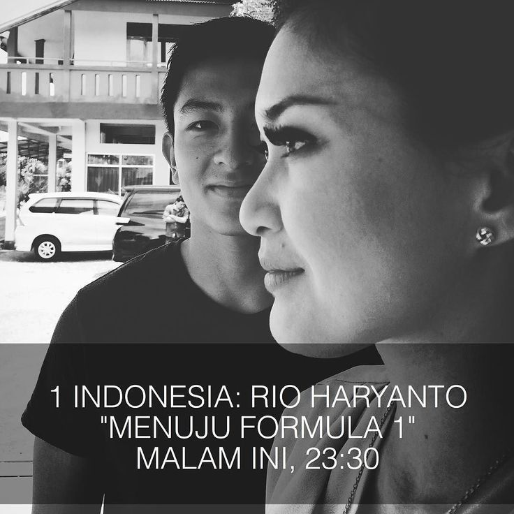 1 Indonesia bersama Rio Haryanto. Tonight on NET.  Live streaming http://ift.tt/1dYtBlg by marissanita