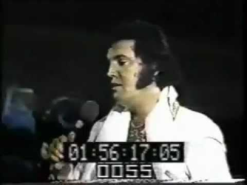 Elvis Presley - Hawaiian wedding song. live ao vivo 1977 - YouTube