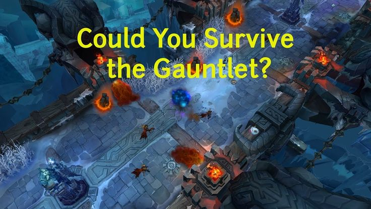 Run The Gauntlet - Game Mode Concept https://www.youtube.com/watch?v=IXzUfUIRKBI #games #LeagueOfLegends #esports #lol #riot #Worlds #gaming