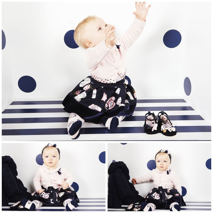Monnalisa Bebé Fall Winter 2015 #Monnalisa #childrenswear #fashionkids #fw15 #newcollection #bebé