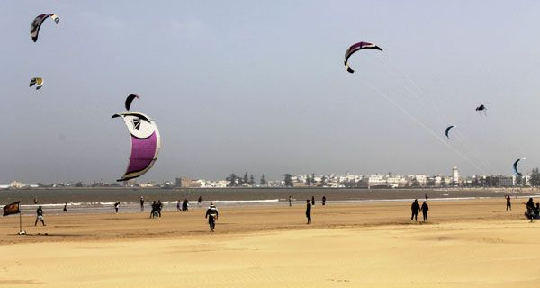 Everything you need to know about kitesurfing in and around Essaouira in Morocco!