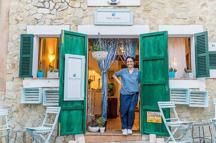 Maria Salinas Restraurant auf Mallorca in Mancor de la Vall. Heimische Küche mit viel Herz und 5 Gänge Degustationsmenü. Absolute Empfehlung!