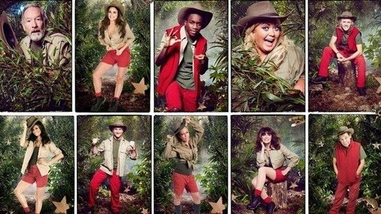 I'm A Celebrity... Get Me Out Of Here! 2015
