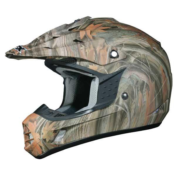 AFX FX-17 Off Road MX Helmets - Camo