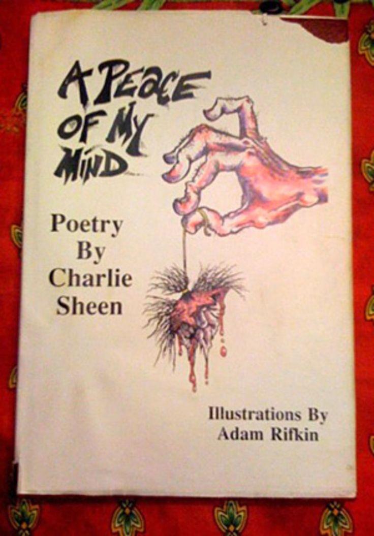 A kiválasztott költészete Charlie Sheen | GQ