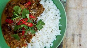 Malaysian beef curry - Morrisons