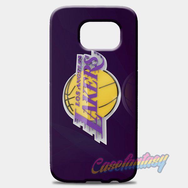 La Lakers Los Angeles Basketball Nba Samsung Galaxy S8 Case | casefantasy