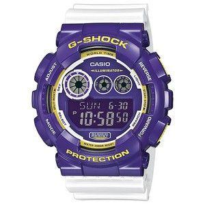 Pánské hodinky Casio GD-120CS-6D