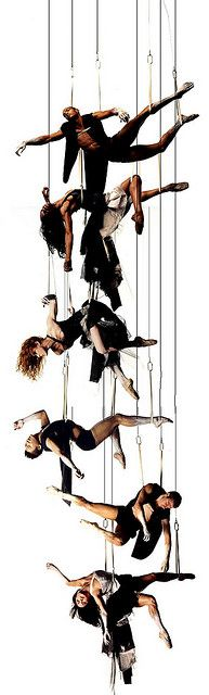 Who do you allow to pull your strings? Cedar Lake Dance Co. by jromero23