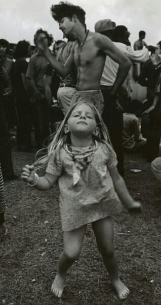 just dance! Woodstock girl