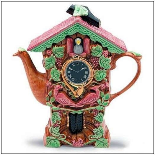 41 best images about coo coo clocks on pinterest green clocks my dad and you from - Funky cuckoo clock ...